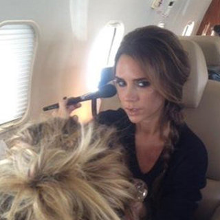 Candid Celebrity Photos From Twitter and Facebook From Victoria Beckham, Lara Bingle, Miranda Kerr and More