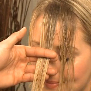 How to Cut Your Bangs at Home