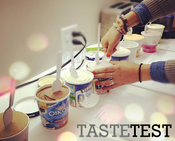 Taste Test: 15 Greek Frozen Yogurts