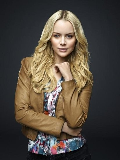 Helena Mattsson from 666 Park Avenue. Photo copyright 2012 ABC, Inc.