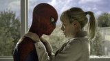 Andrew Garfield and Emma Stone in The Amazing Spider-Man.  Photo courtesy of Sony