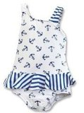 For Little Girls: Florence Eiseman Anchor Swimsuit