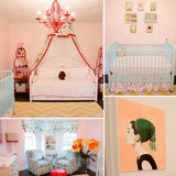 Baby Bloom! Gracie's Eclectic Yet Sweet Nursery