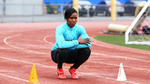 How the Fastest Woman in the World Chills on Her Day Off