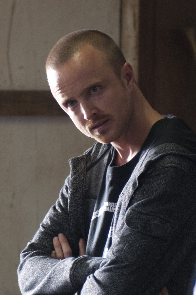 Aaron Paul on Breaking Bad. Photo courtesy of AMC