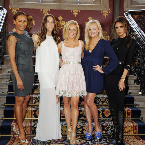 Spice Girls Reunion Pictures to Announce Musical Viva Forever!