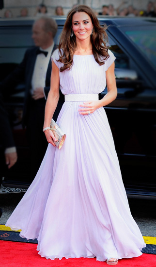 1. Kate Middleton