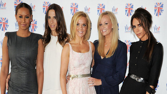 Video: Victoria Beckham and the Spice Girls Reunite to Talk Girl Power!