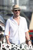 Ryan Seacrest Gets Shirtless in St.-Tropez