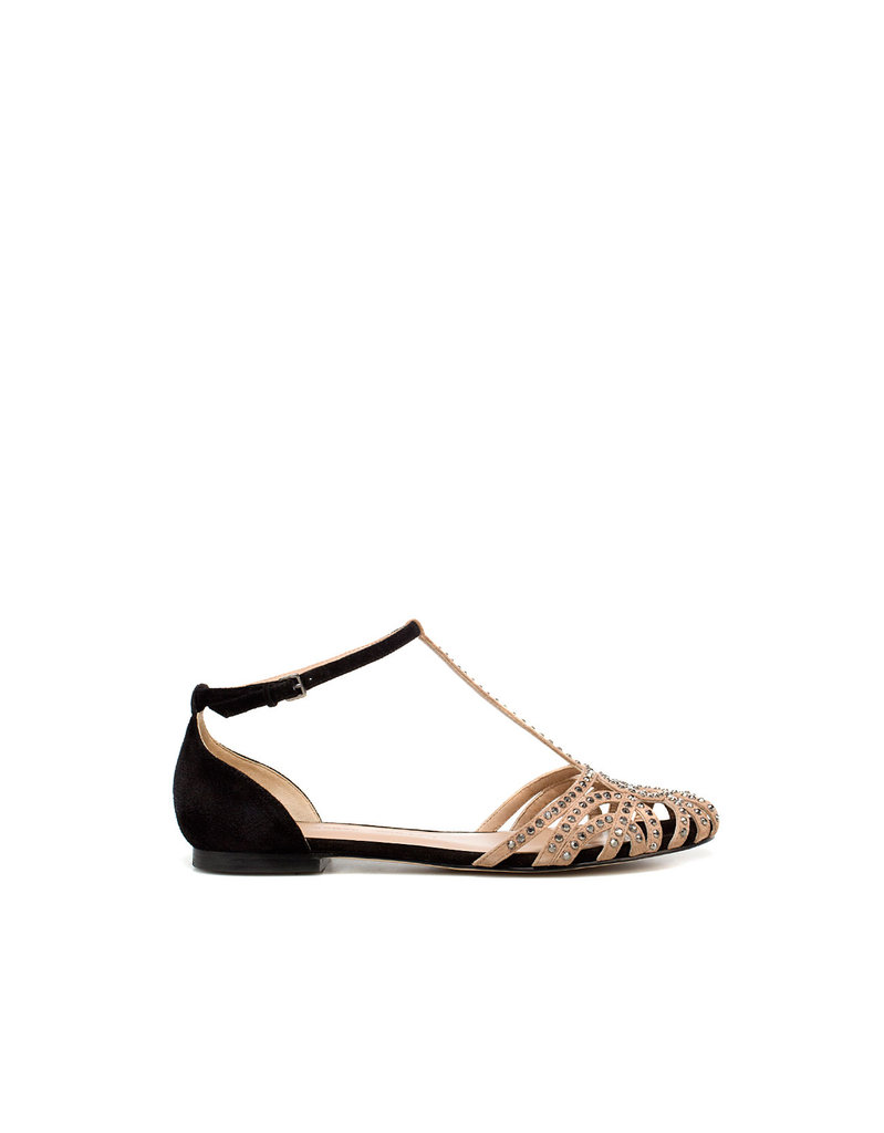 Zara Must-Have Item: Flat Jelly Sandals ($90)