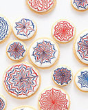 Bake These: Fireworks Cookies