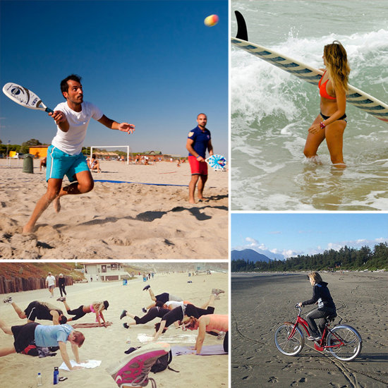 Fun Ways to Get Active on the Beach (and the Best Places to Get Your Sweat On)