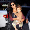 Matthew McConaughey and Family in NYC Pictures
