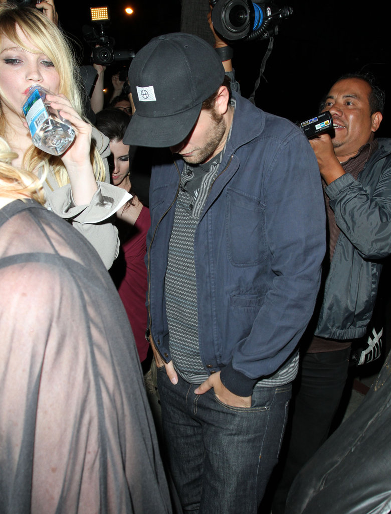 Rob Pattinson, Selena Gomez, and Justin Bieber Party With Katy Perry