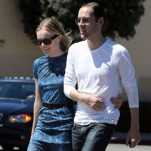 Kate Bosworth With Boyfriend Michael Polish