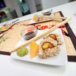 Fruit Sushi Recipe