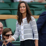 Celebrities at Wimbledon 2012