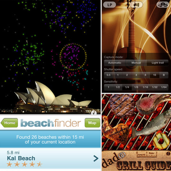 Apps to Add Spark to Your Fourth of July Celebration