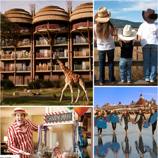 Hotels For the Whole Family