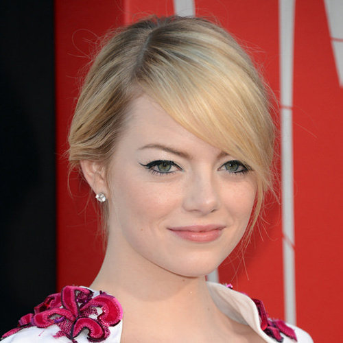 Get the Look: Emma Stone at the LA Premiere of The Amazing Spider-Man