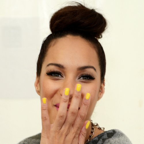 Trend Alert: NYC Taxi Cab-Coloured Nails