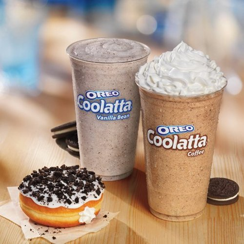 Oreo Partnership With Dunkin' Donuts, Baskin Robbins