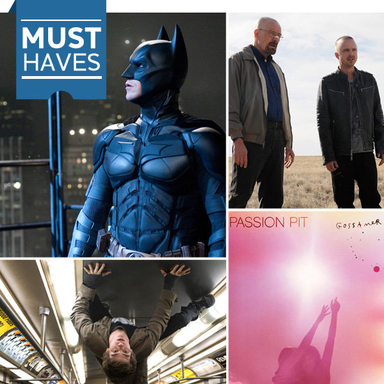 Editor's Picks: Entertainment Must Haves For July