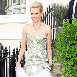 Naomi Watts at Elton John's White Tie Ball Pictures