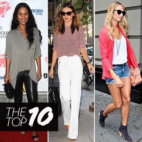 Best Celebrity Style June 25, 2012
