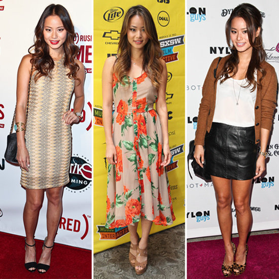 Don't miss a chat with the adorable Jamie Chung — she talks personal style, jewelry, and essentials.
