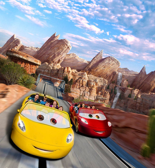Cars Land at Disney's California Adventure