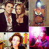 Celebrity Twitter Pictures of Liam Hemsworth, Miley Cyrus, Stephanie Rice Bikini, Kate Waterhouse and More