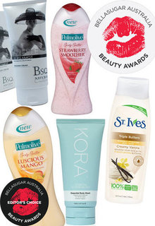 2012 BellaSugar Australia Beauty Awards: Vote For the Best Body Wash