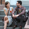 Keira Knightley and Adam Levine Filming in NYC Pictures