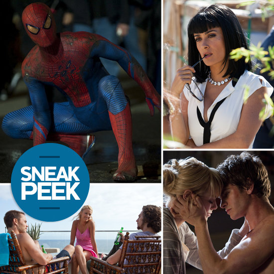 Movie Sneak Peek: The Amazing Spider-Man and Savages