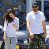 Jake Gyllenhaal Flirts in NYC Pictures