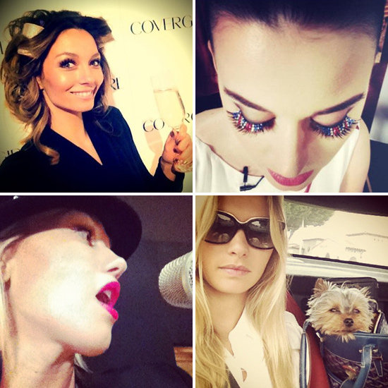 Candids: See What Ricki-Lee Coulter, Rihanna, Lara Bingle & More Have Been Up To This Week