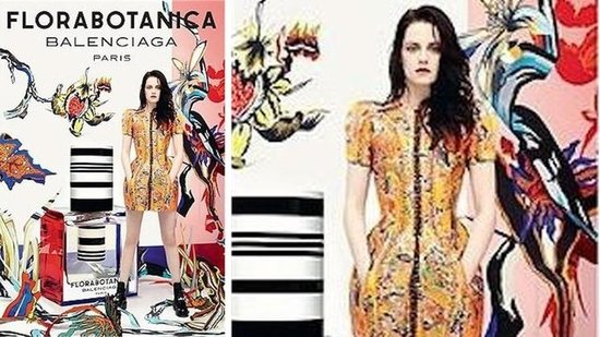 "Video: Kristen Stewart's New Balenciaga Ad — ""Whoa, Check Me Out!"""