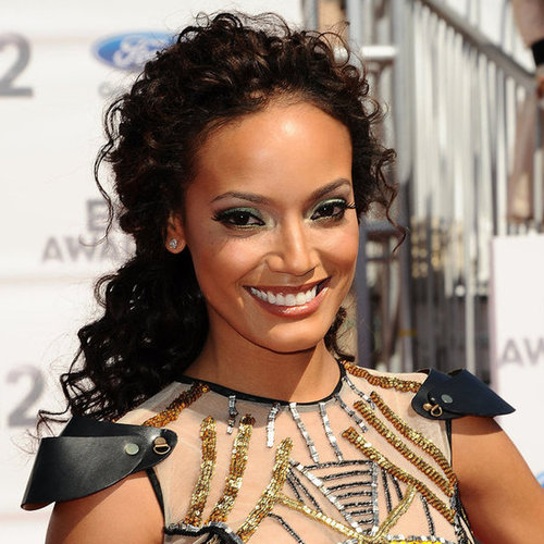 BET Awards Makeup and Hair 2012