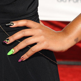 BET Awards 2012 Manicure Pictures