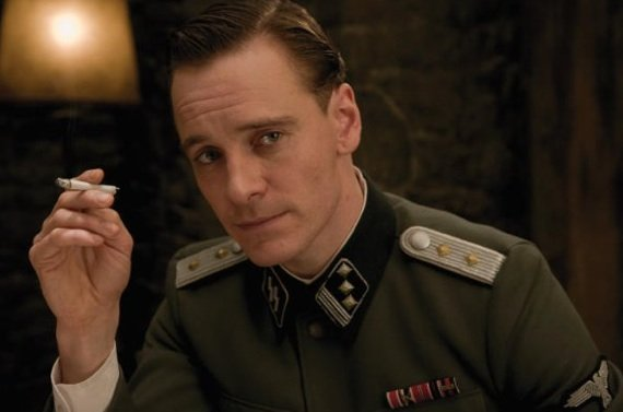 Michael Fassbender in Inglourious Basterds