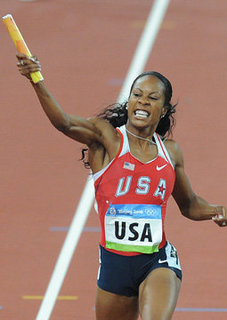 Sanya Richards, Track and Field