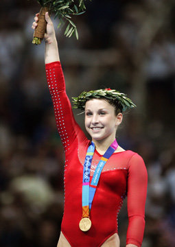 Carly Patterson, Gymnastics