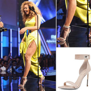 Get Beyonce's Givenchy Two Strap Stilettos From The Bet Awards Online Now!