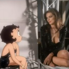 Betty Boop and Daria Werbowy For Lancome Hypnose Star Mascara