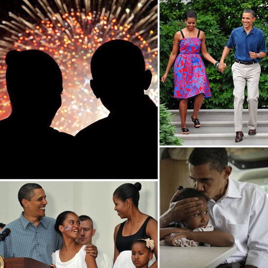 The Obamas' Patriotic Independence Day Celebrations Over the Years