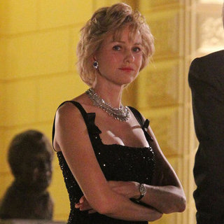 Naomi Watts on Caught in Flight Set in Croatia Pictures
