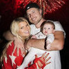 Jessica Simpson Fourth of July With Maxwell