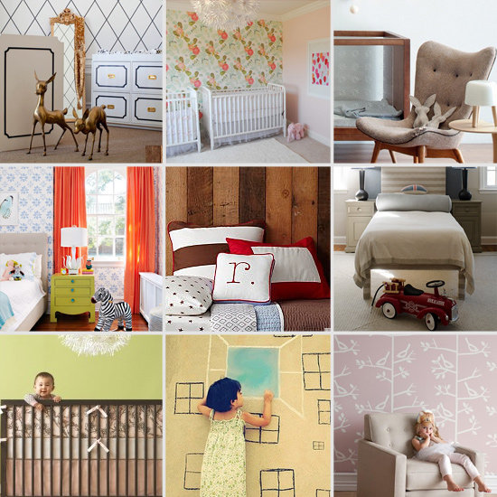 6 Pinterest Users You Need to Follow For Nursery and Kids' Room Inspiration