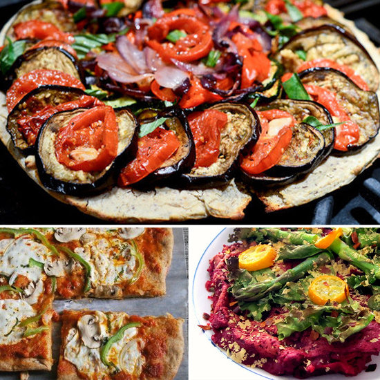 Hello Weekend: 6 Diet-Friendly Pizzas